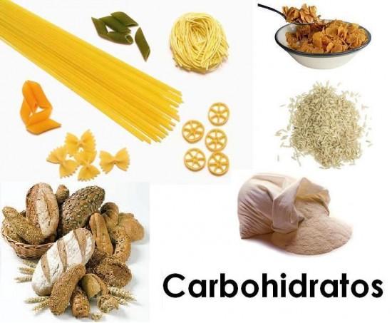 Alimentos saludables que contienen carbohidratos - Que alimentos contienen carbohidratos ...