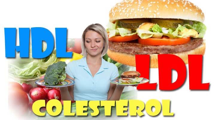 disminuir el colesterol malo: