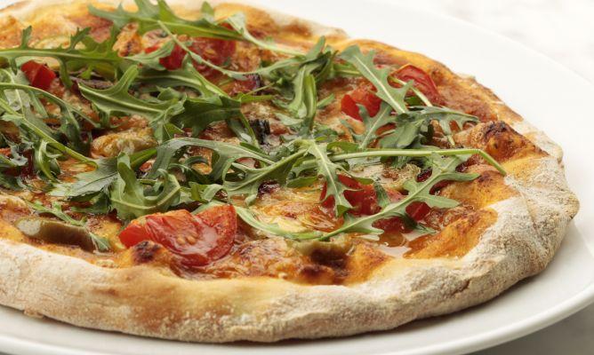 Recetas De Pizzas Caseras Bajas En Grasas Y Calor As