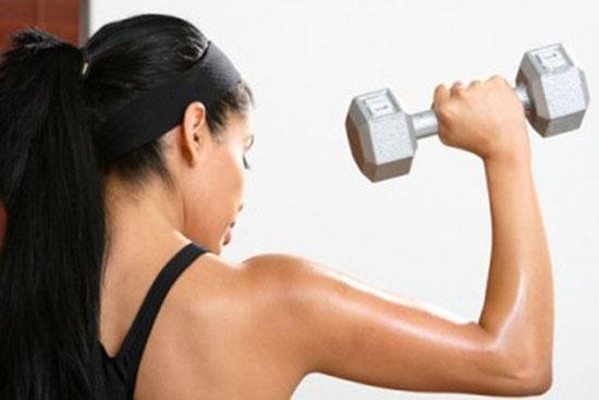 Resultado de imagen para ejercicios con pesas