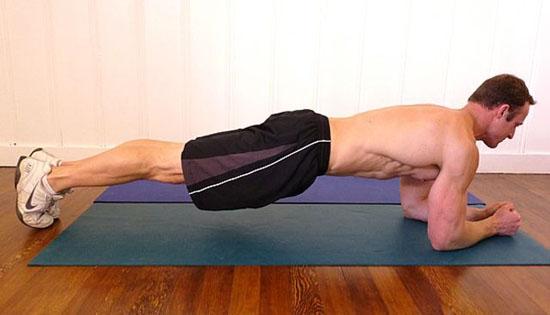 Изометрични упражнения