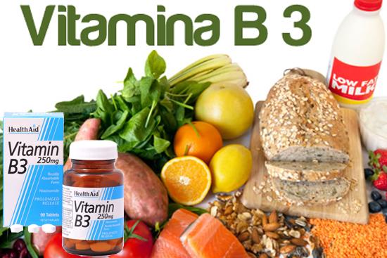 La vitamina b3 y sus efectos en la salud - Alimentos q contienen vitamina b ...