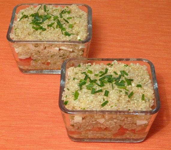 Quinoa recetas f ciles de preparar - Primeros platos faciles y originales ...