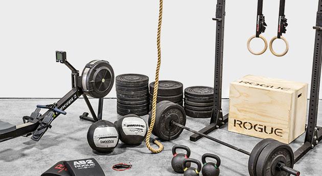 Material crossfit para ejercitarte en casa - Material de gimnasio para casa ...