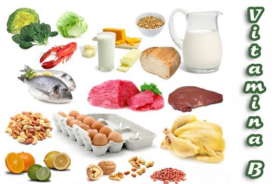 Alimentos ricos en vitamina b - Alimentos vitaminas b ...
