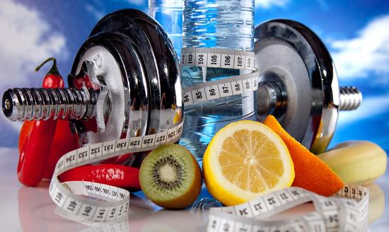 Nutricionista deportivo – Comiendo dieta correcta