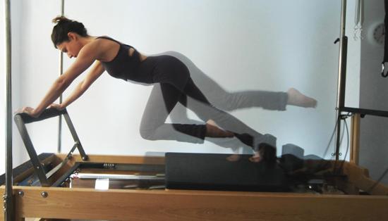 Cómo hacer Pilates con máquinas