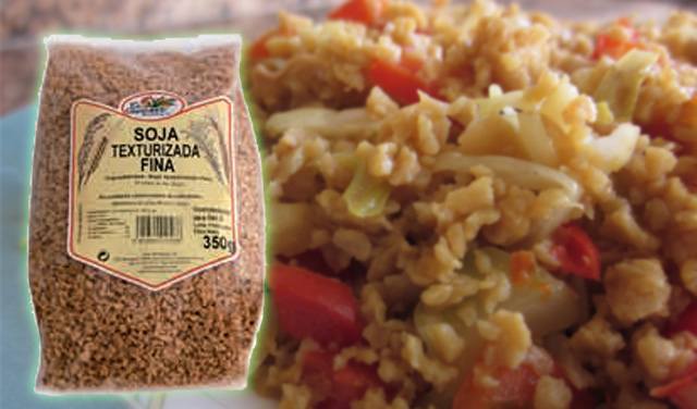 Hermoso cocinar soja texturizada galer a de im genes como for Cocinar soja texturizada