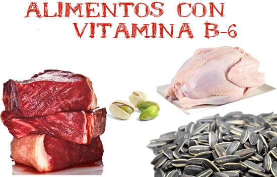 Alimentos con vitamina b6 - Alimentos con muchas vitaminas ...
