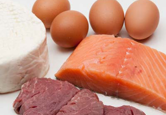 C mo es la primera fase dieta dukan - Alimentos permitidos fase crucero ...
