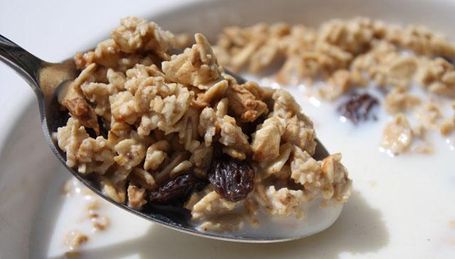 Los tipos de cereales más sanos y recomendables