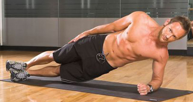 Tabla de ejercicios abdominales - Ejercicios para adelgazar barriga en casa ...