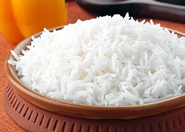 Como preparar el arroz al vapor