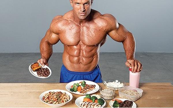 Dietas para culturistas