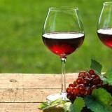 Calorías vino tinto