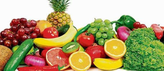 Dieta de frutas y verduras - Dieta comiendo de todo ...