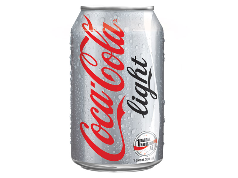 coca cola light ¿engorda?