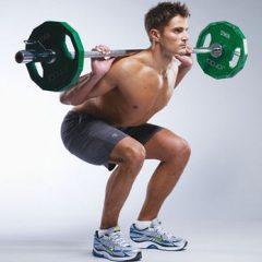 ¿Cómo aumentar la masa muscular con poco peso?