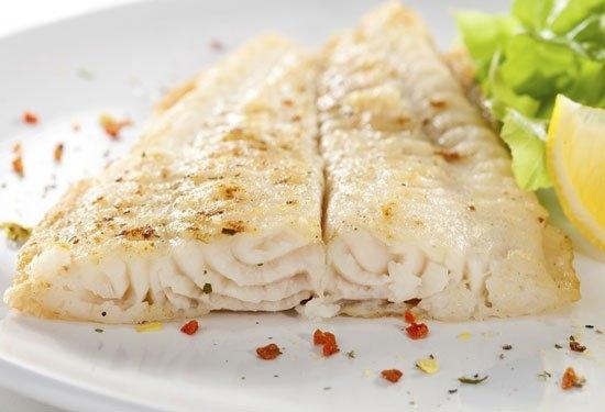 Lista de pescado blanco