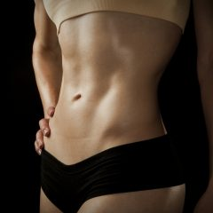 Entrenamiento para quemar calorías en abdomen