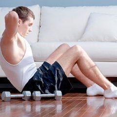 Cómo elegir las rutinas de entrenamiento en casa
