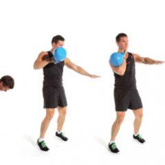Press con kettlebell de hombro a hombro: El ejercicio definitivo