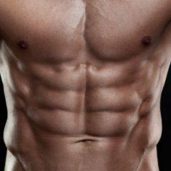 ¿Se pueden tener unos abdominales perfectos solo con ejercicios?