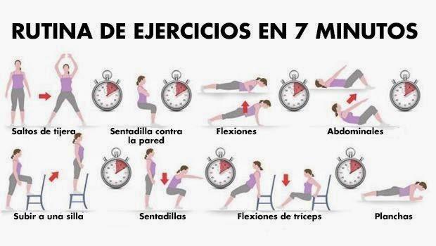 Rutina para bajar de peso en casa - Ejercicios cardiovasculares en casa ...
