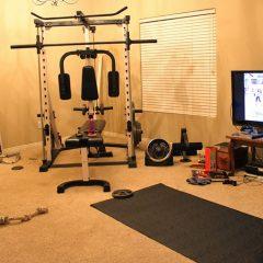 Material para entrenar en casa: ¿Qué necesitamos?