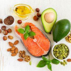 6 Alimentos con grasas saludables
