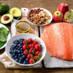 10 Alimentos para el corazón