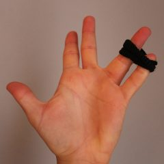 8 Ejercicios para dedos