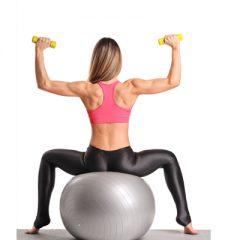 ¿Cómo fortalecer los hombros?