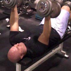 ¿Qué son los Rolling tríceps extension?