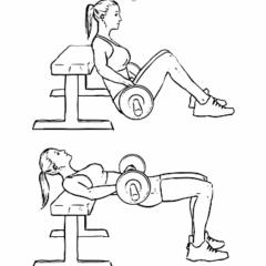 Hip thrust, como realizar este ejercicio correctamente