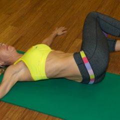 Core twist abdominal, como realizarlo