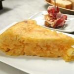 Tortilla de patatas culturista