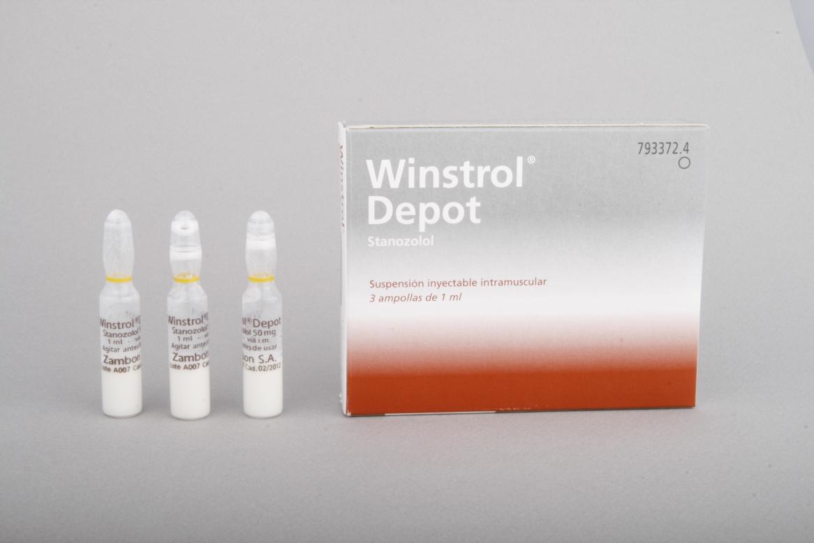 Winstrol Oral vs Winstrol Depot