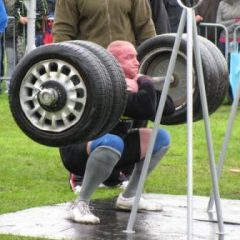Strongman: los mejores atletas de fuerza