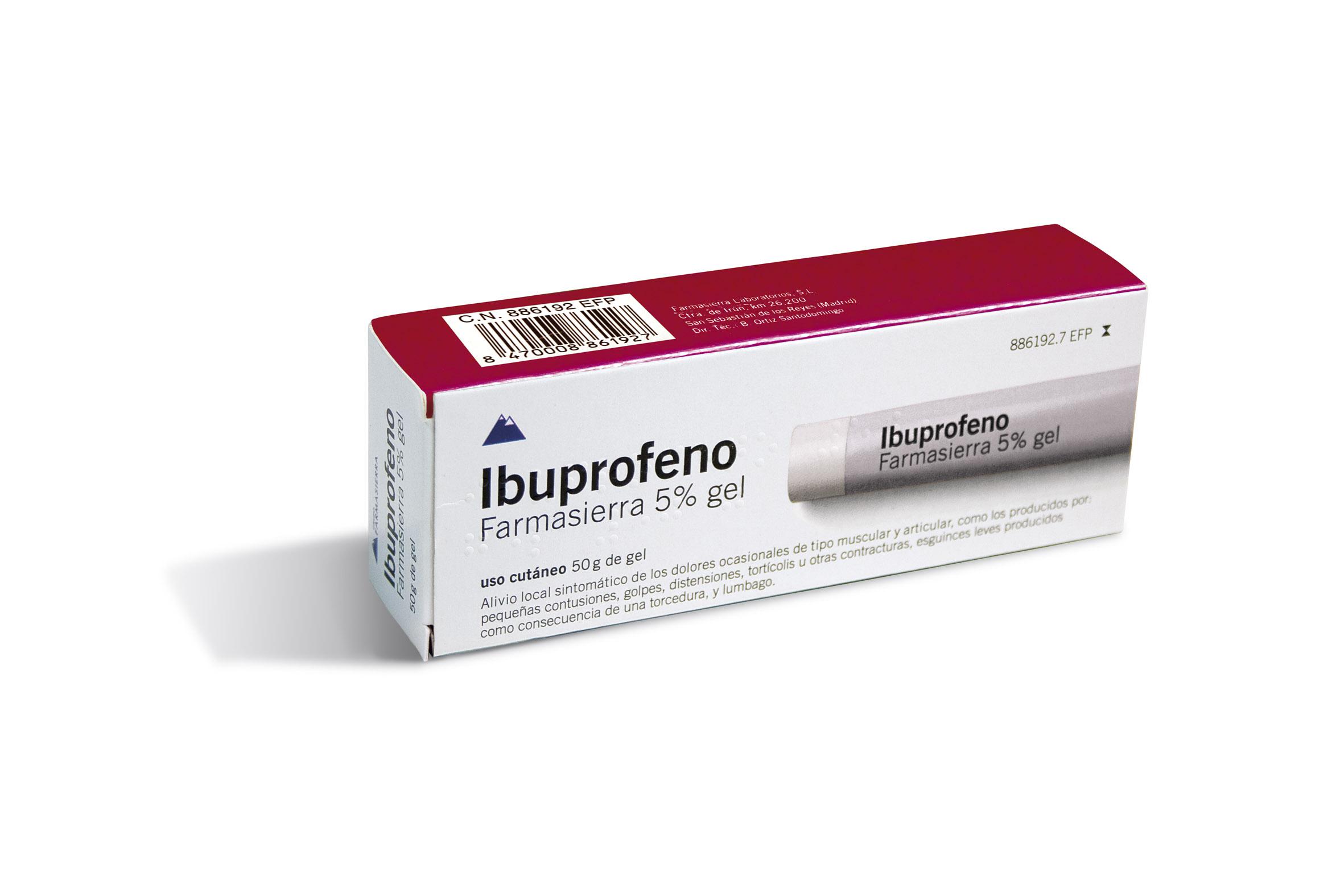 El ibuprofeno ayuda a las células inmunes a construir el tejido muscular