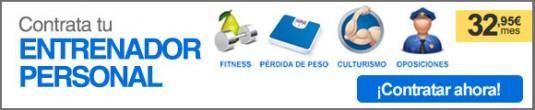 fitness entrenador personal