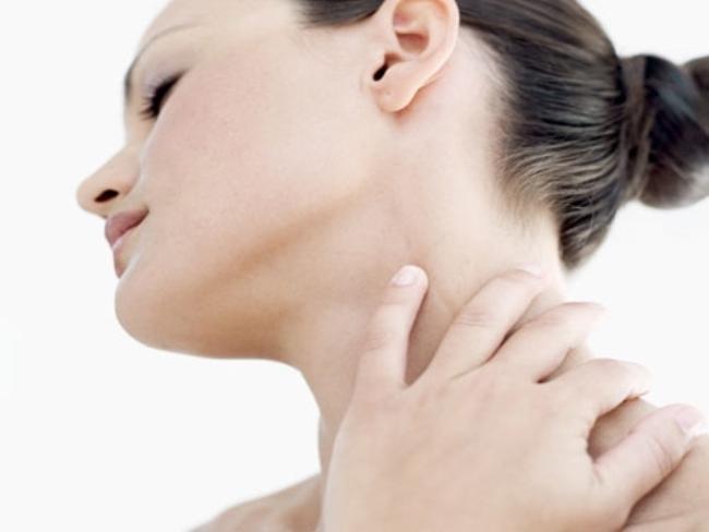 Cuida tu cuello de las lesiones