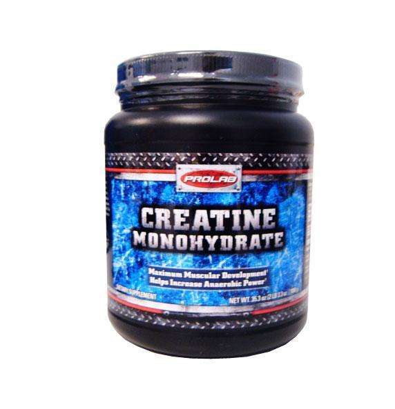 Creatina monohidratada para mejorar tu rendimiento