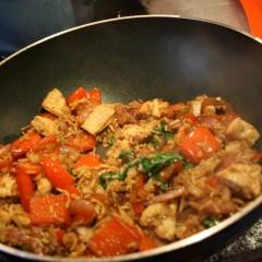 Cómo preparar wok de verduras fácilmente