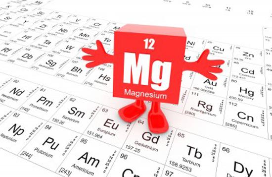 Cloruro de magnesio para la rápida recuperación muscular