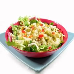 Ensaladas de arroz: 3 recetas nutritivas que no deben faltar en tu platillo