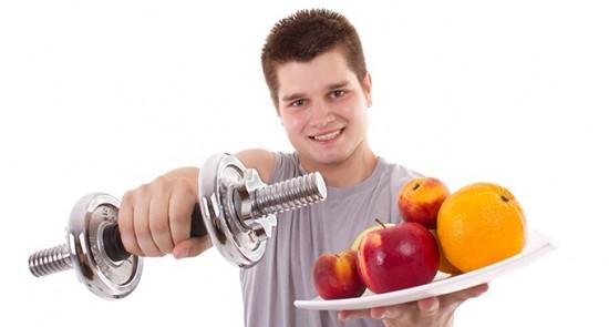 Dieta para ganar masa muscular rápidamente