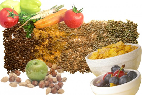 Beneficios de los alimentos ricos en fibra