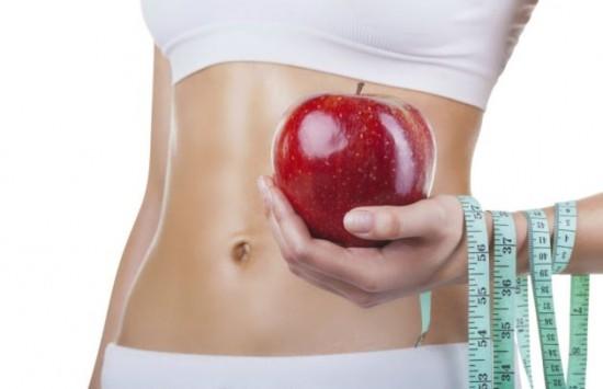 Cómo funciona la dieta de la manzana para adelgazar