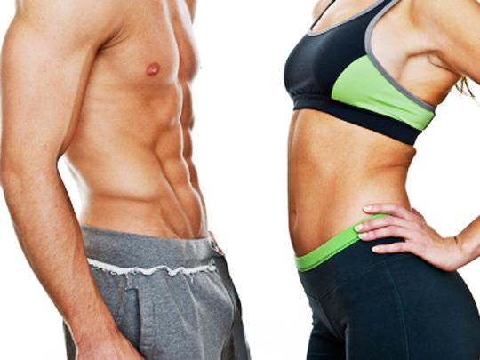 Pasos para reducir la grasa corporal fácilmente